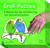 "Gross-Puzzle ""Tiere"", 6 Motive"